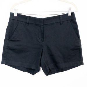"J Crew | 5"" Chino Short in Black"